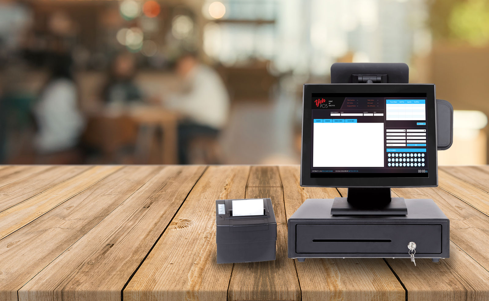 point of sale business